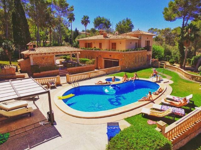 Villa en Palma de Mallorca - Palma - Villa