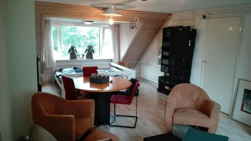 LARGE APPARTMENT 52M2 with 3 beds, for 1-3 pers.