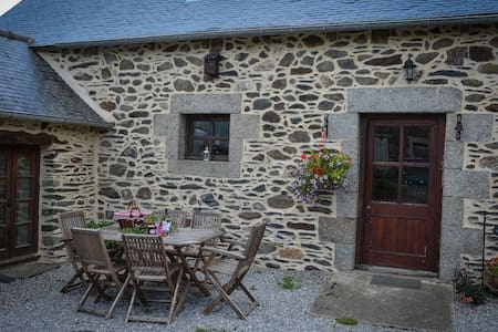 Cosy barn conversion in central Brittany. - Saint-Martin-des-Prés