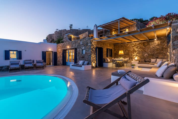 APANEMA VILLAS, MYKONOS - Tourlos - House