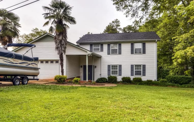 Charming 4BR Anderson House - Anderson - House