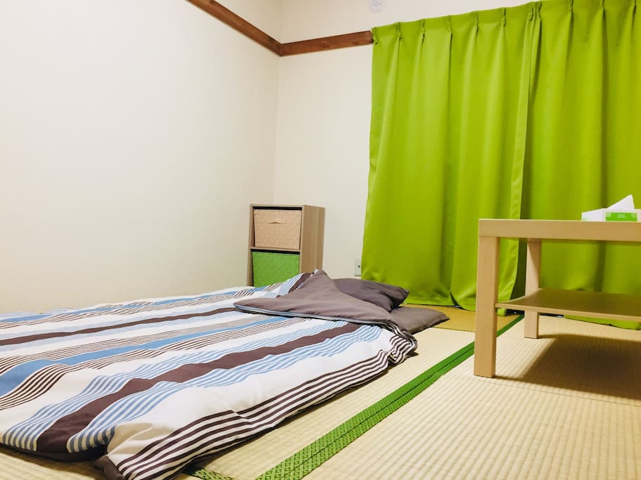 Habitaci n japonesa kasai sta guest suites for rent in - Habitacion tatami ...