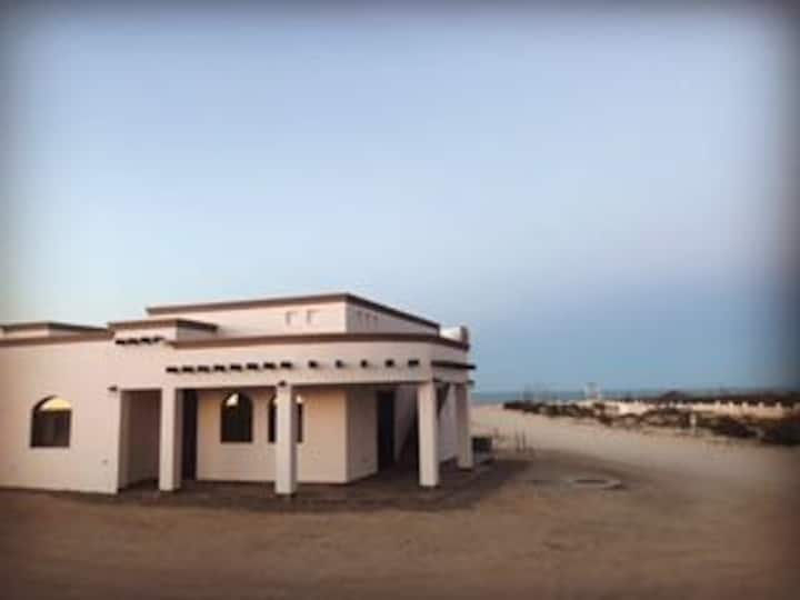 Beautiful San Felipe home with a view to the sea
