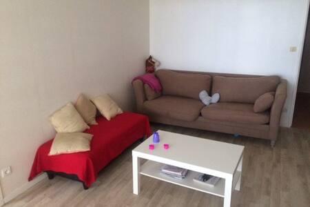 Joli appartement sur Compiègne - Apartament