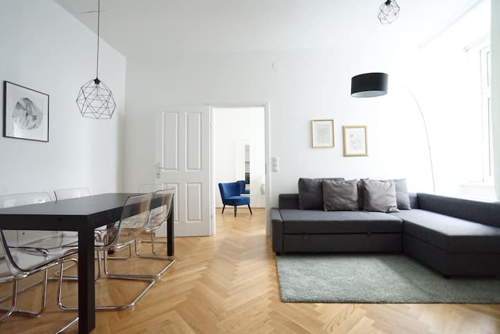Brand new apartment in City Center