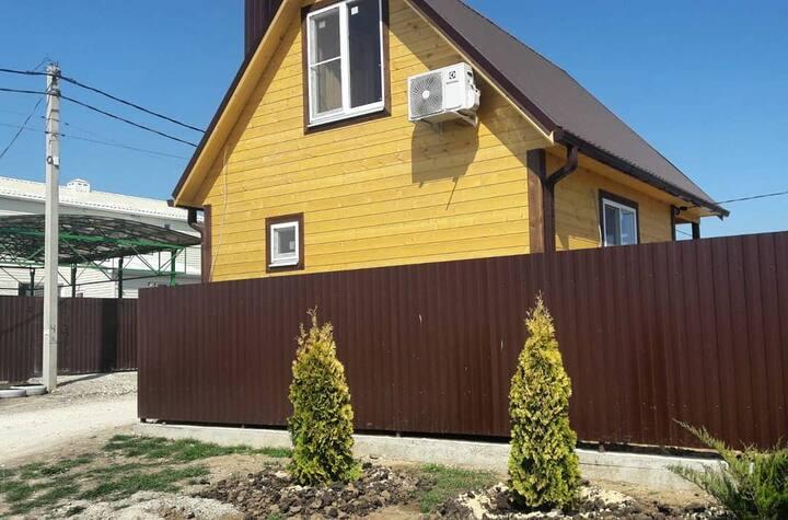 Уютный домик в экологически-чистом месте