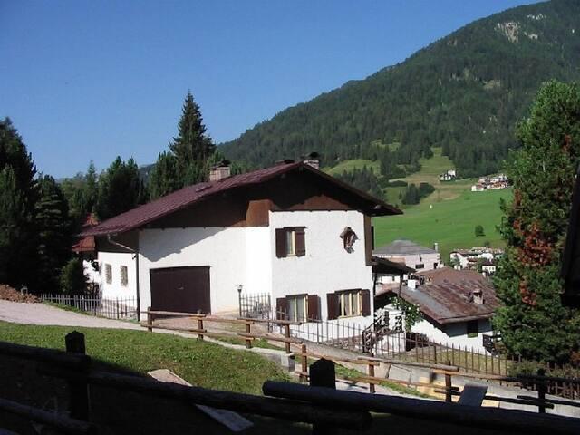 Casa Marinella - Moena, Val di Fassa - Moena - Casa de camp