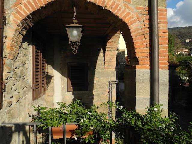 Dimora tipica nel Borgo