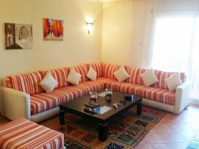 Un havre de paix au coeur du Golf de Bouznika bay - Bouznika - Apartamento
