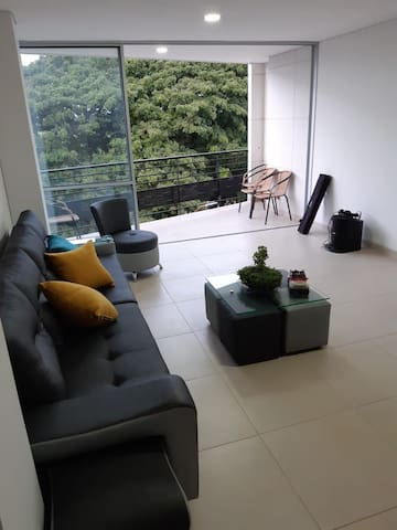 Penthouse balcón vista al ENGLISH SPEAKING HOST