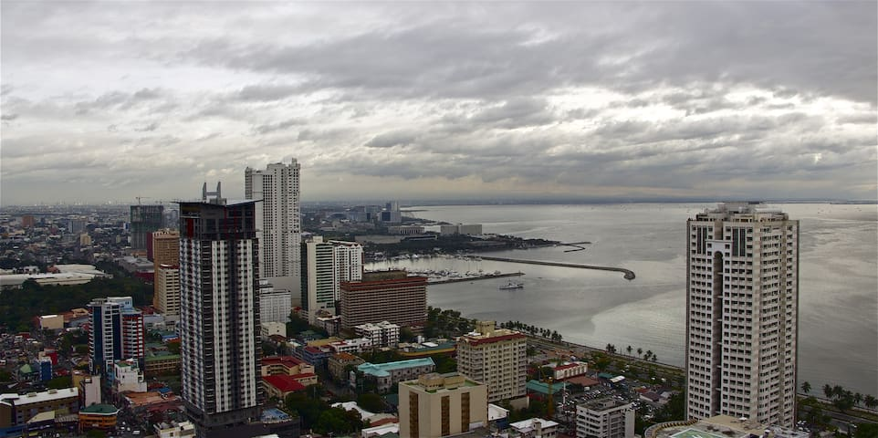 Great View On Manila Bay And Makati - Manila - Kondominium