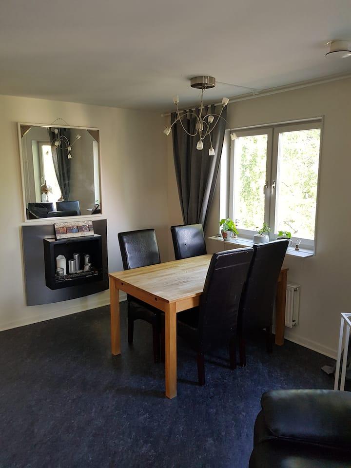 Very nice and spacious apartment