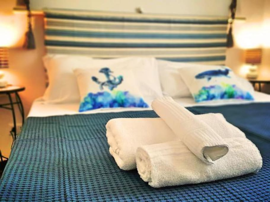 Camera matrimoniale - Double bedroom