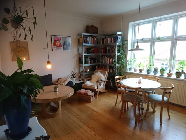 Charming 2 room apartment on Trøjborg