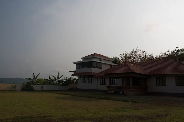 Mangalore Homestay: Valley View