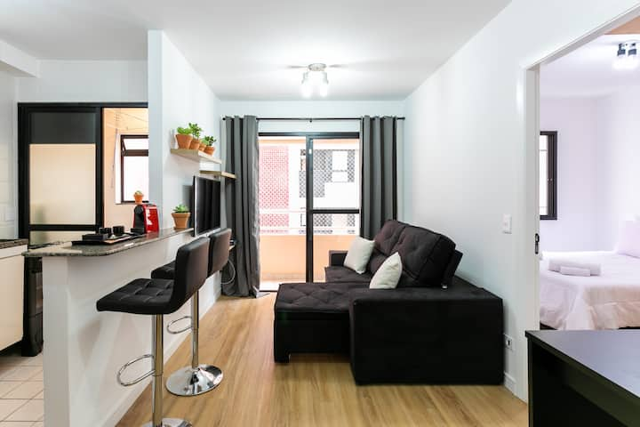 Business Class Apartment   Paulista New Style