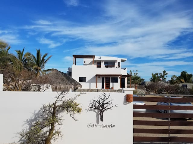 Casa Torote - Beautiful Home with Amazing Views - La Ventana - House