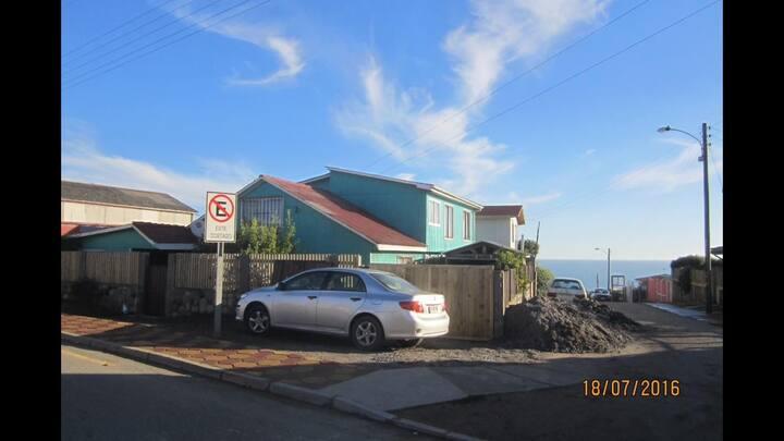 Suite con entrada y estacionamiento independiente