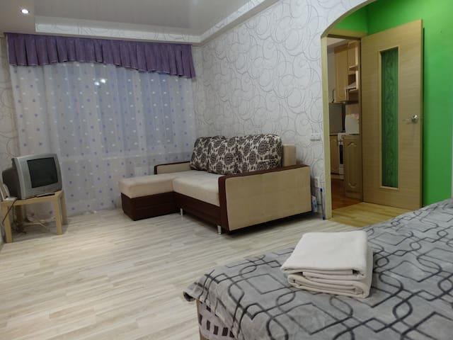 Апартаменты на Мира 16