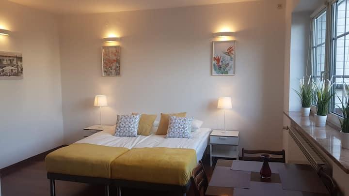 Yellow apartament blisko Centrum Warszawy