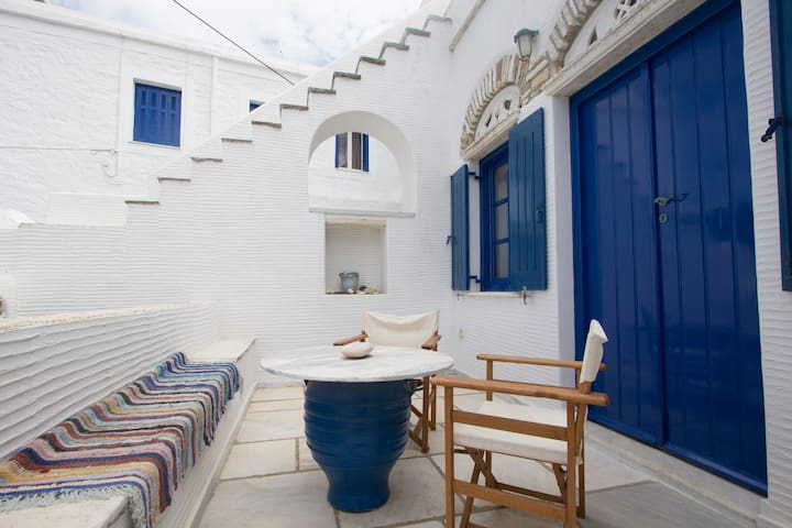 TINOS PIRGOS  TRADITIONAL HOUSE