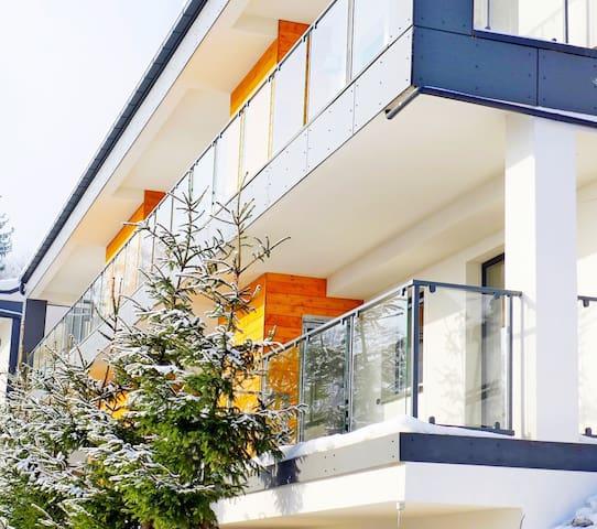Wellness Apartamenty Złoty Widok - Szczyrk - Daire