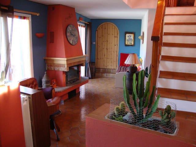 La Casa di Remo - Olivetta San Michele - Daire