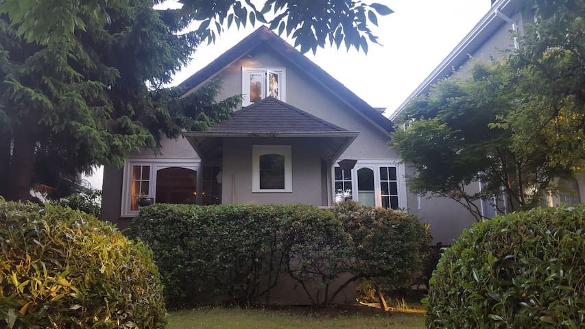 Charming Family Home in Dunbar/Kerrisdale Area - Vancouver - Maison