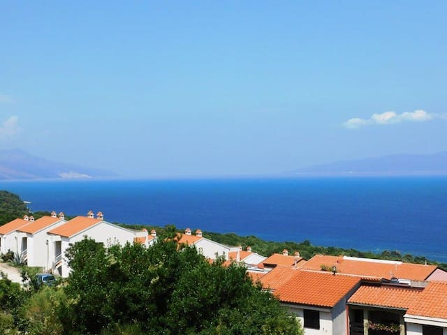 Brnistra - beautiful view of the sea - Ravni - Apartment