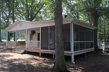 Fun House Get Away on 3.28 Acres - Hartwell
