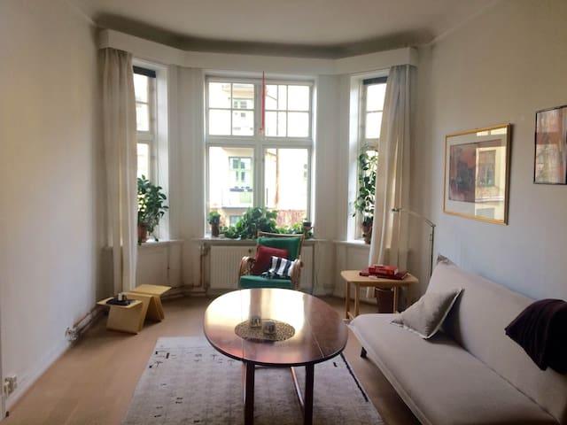 Beautiful Nordic home in central Oslo - Oslo
