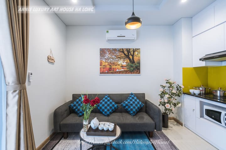 Annie Art House 1BR COZY - 7 min. to cruise ❤️