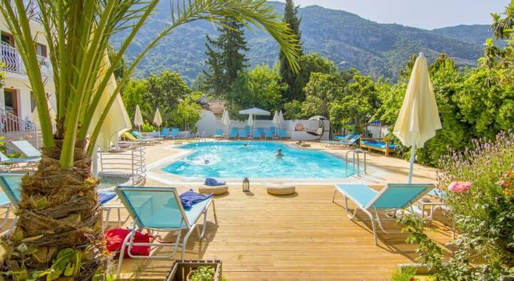 Unsal Hotel Oludeniz Standard Room Bed & Breakfast