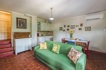 Apartment Iole, three rooms in the countryside - Foiano della Chiana - 公寓