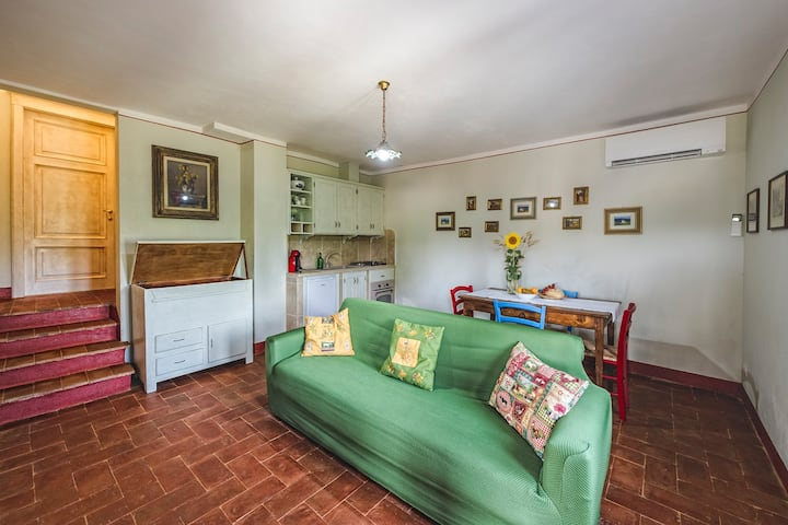 Apartment Iole, three rooms in the countryside