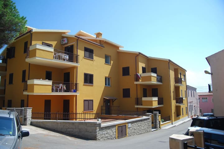 Apartment in residence, 500m from sea in the nice town of Santa Teresa Gallura
