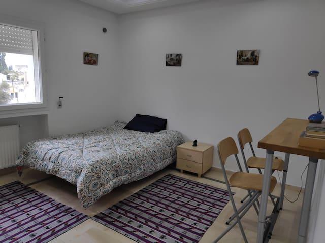 Charmante chambre privé à Franceville