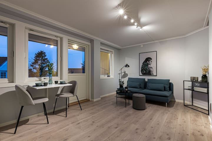 Apartment in beautiful Holmenkollen, Oslo