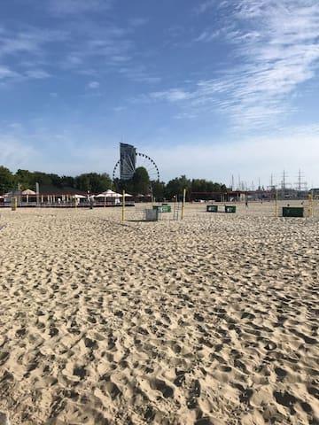 Gdynia Skwer Kościuszki - Pokój blisko plaży 2
