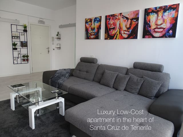 LuxuryLow-Cost Apartment in Santa Cruz de Tenerife