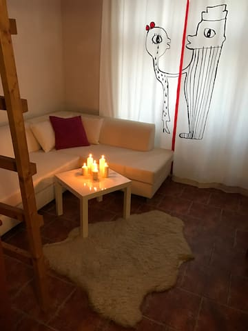 Cosy apartment close the center - Prag - Daire