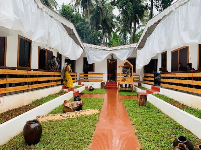 Homestay boutique hotel in the midst of Nature