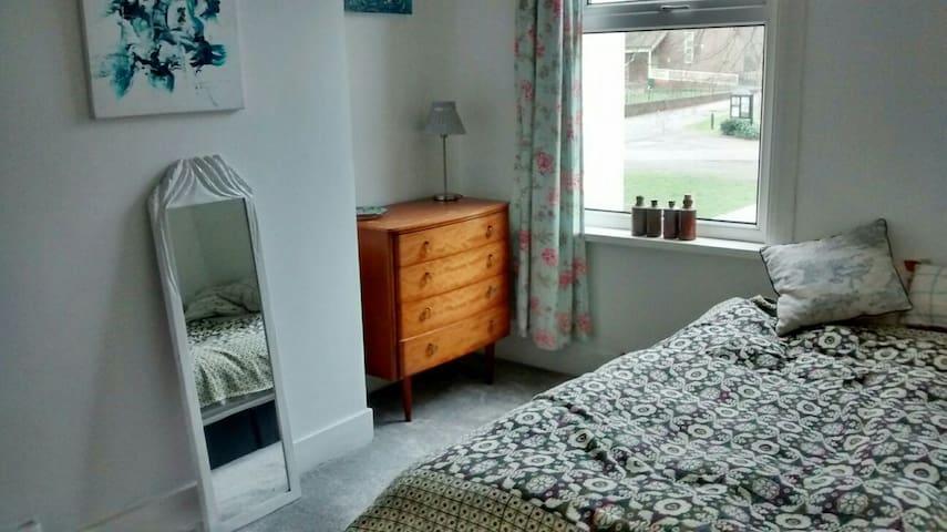 Comfortable bedroom - Kingsize bed - Londres - Casa