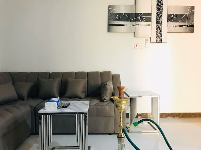 شقة مدخل خاص دور ارضي privet entrance ground floor
