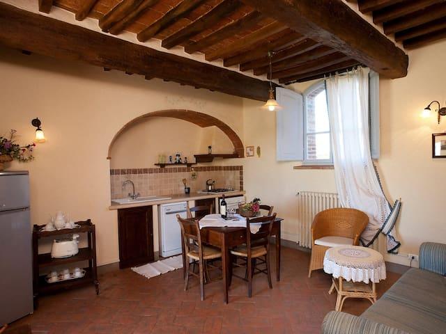 Tuscany Home at Acacie for 2 to 4 - Montepulciano - Apartamento