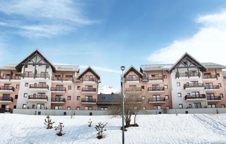 Apartment residence Les Lumières de Neige - 520