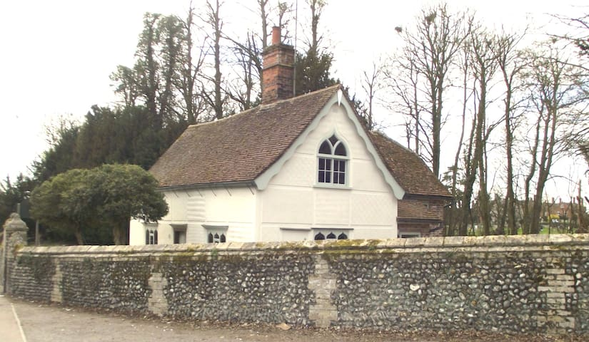 Lodge Cottage - Long Melford - Casa