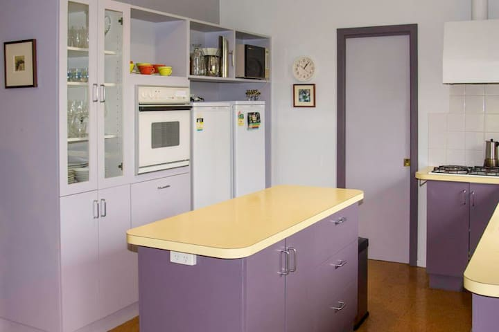 Kitchen - with all you need.