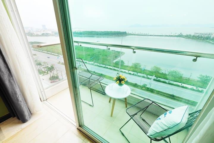 Panorama Seaview 2BR apartment