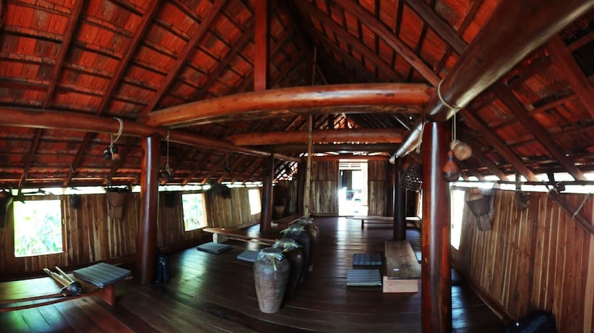 Homestay Cuhlam - Traditional Ede living space - Thành phố Buôn Ma Thuột